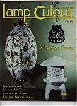 Click here to enlarge image and see more about item J7696: Lamp Cutout & Design Book  Copyright 1980