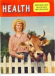 Click here to enlarge image and see more about item J7740a: Life and Health magazine -  May 1953