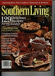 Click here to enlarge image and see more about item J7743: Southern Living - November 2002