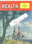 Click here to enlarge image and see more about item J7744a: Life and health magazine - April, 1954