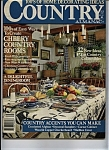 Country Almanac - Spring 1987