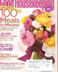 Good Housekeeping -      February 2009