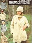 Bernat blarney spun sweaters - 1976