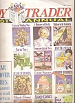 Click here to enlarge image and see more about item J7776D: Toy Trader newspaper/magazine -  1994