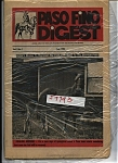 Click here to enlarge image and see more about item J7793: Paso Fino Digest - May 1986