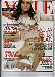 Click here to enlarge image and see more about item J7798: Vogue SPANISH MAGAZINE - July 2002?