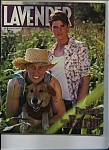 Click here to enlarge image and see more about item J7814: Lavender - August 25, 2000