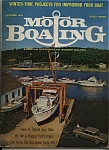 Click here to enlarge image and see more about item J7845: Motor Boating - October 1963