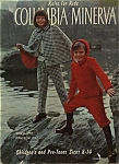 Click here to enlarge image and see more about item J7852: Columbia -Minerva - Knits for Kids - # 757