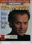 Click here to enlarge image and see more about item J7856: Inside Hollywood - July/August 1992