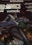 Click here to enlarge image and see more about item J7867: Comics Week - August 10, 1987