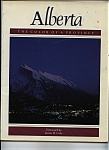 Click here to enlarge image and see more about item J7872: Alberta =The Color of a provence - 1987