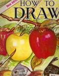 Click here to enlarge image and see more about item J7926J: How to Draw - Walter Foster booklet