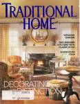 Click here to enlarge image and see more about item J7927E: Traditional Home - May 1998