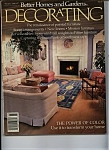 Click here to enlarge image and see more about item J794: DECORATING - Winter 1986-87