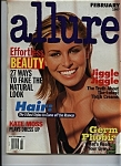 Click here to enlarge image and see more about item J8019: Allure - February 1997