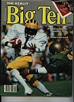 Athlon's Big Ten -  1981