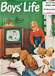 Click here to enlarge image and see more about item J8038a: Boys' Life Magazine -  October 1955