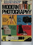Click here to enlarge image and see more about item J8092: Modern Photography - January 1986