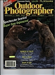 Outdoor  Photographer - June 1991