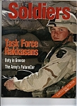 Soldiers - April 2002