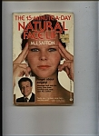 The 15 Minute a day Natural face Life -March 1981