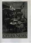 Click here to enlarge image and see more about item J8370: Opera News - March 21, 1955