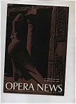 Opera News - December 26, 1955