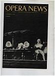 Opera News - October 3, 1959