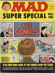 Click to view larger image of MAD SUPER SPECIAL - FALL 1981 (Image1)