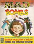 Click here to enlarge image and see more about item J8407H: MAD MAGAZINE - BOMBS - SUMMER 1987