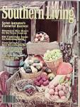 SOUTHERN LIVING MAGAZINE -  OCTOBER 1979