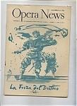 Opera News - November 24, 1952