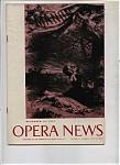 Opera News - December 13, 1954