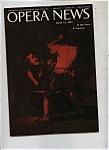 Opera News - March 11, 1957