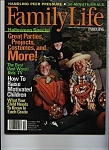 Click here to enlarge image and see more about item J8472: Family Life - October  1999