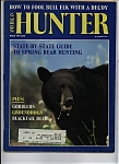 Click here to enlarge image and see more about item J8525: American Hunter - March 1990