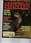 American Hunter - August 1995