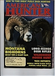 American Hunter - August 1996
