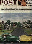 The Saturday Evening Post = August 4, 1956