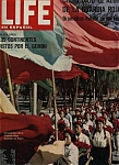 Click here to enlarge image and see more about item J8751: Life Magazine - En Espanol - November 7, 1966