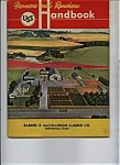Farmers and Ranchers Handbook - 1952