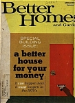 Better Homes and Gardens - September 1969