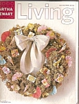 Click here to enlarge image and see more about item J8800B: Martha Stewart LIVING  magazine -   december 2002