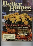 Better Homes and Gardens - September 1994