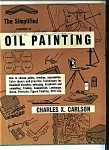 Click here to enlarge image and see more about item J8810: Oil Painting -  byCharles X.Carlson