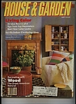 House & Garden Magazine - September 1980