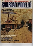 Railroad Modeler magazine - July 1973