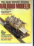 Railroad Modeler Magazine - October 1973
