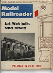 Model Railroader magazine - April 1963